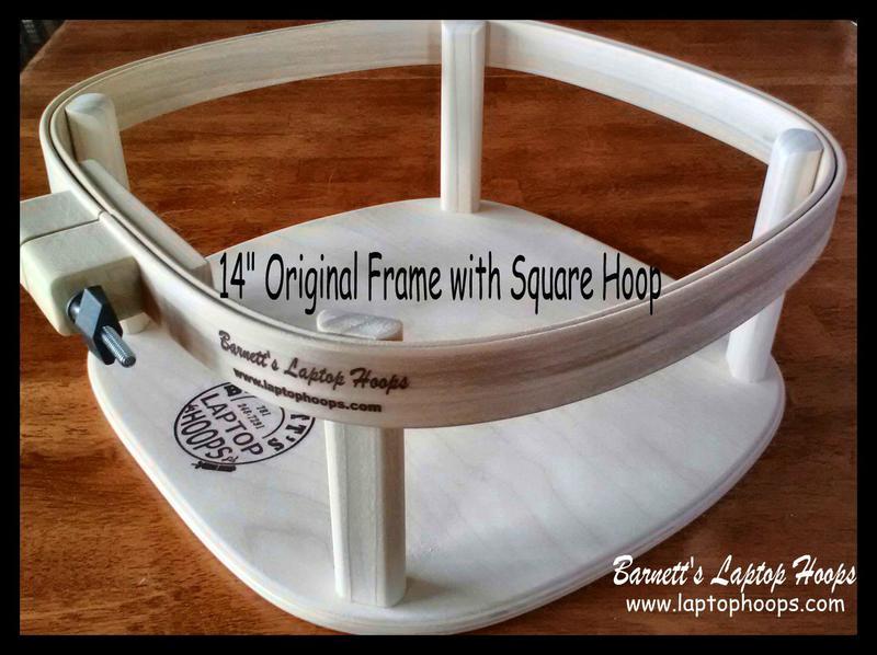 Barnett S Laptop Hoop Frames Home Page
